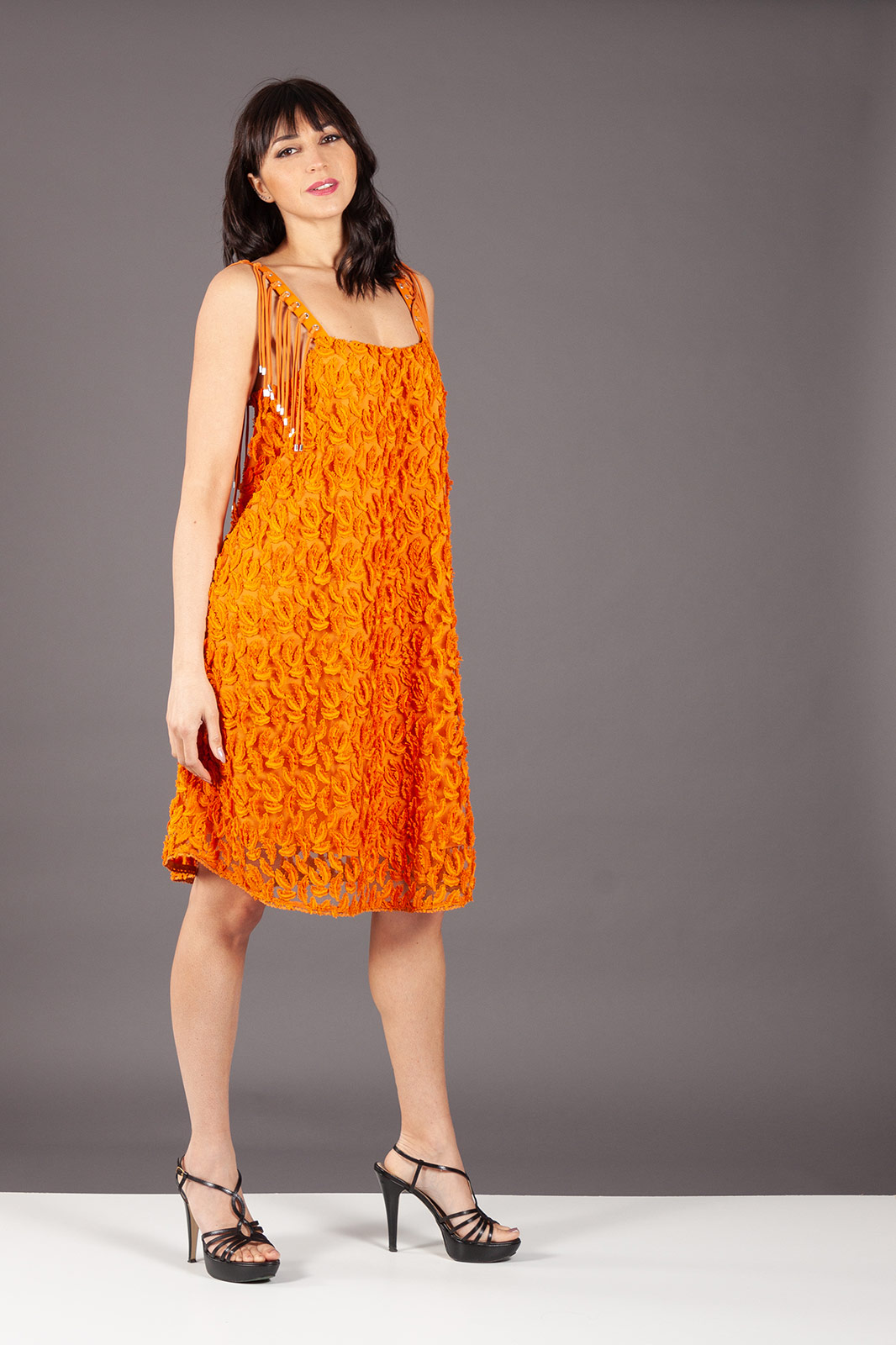 low cost df965 54f13 Abito in pizzo Just Cavalli - Loriet Boutiques