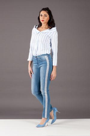 pantalone denim jeans dexterior 48912