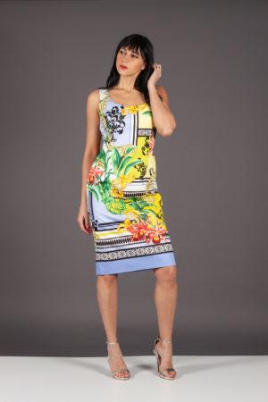 abito tubino dress clips